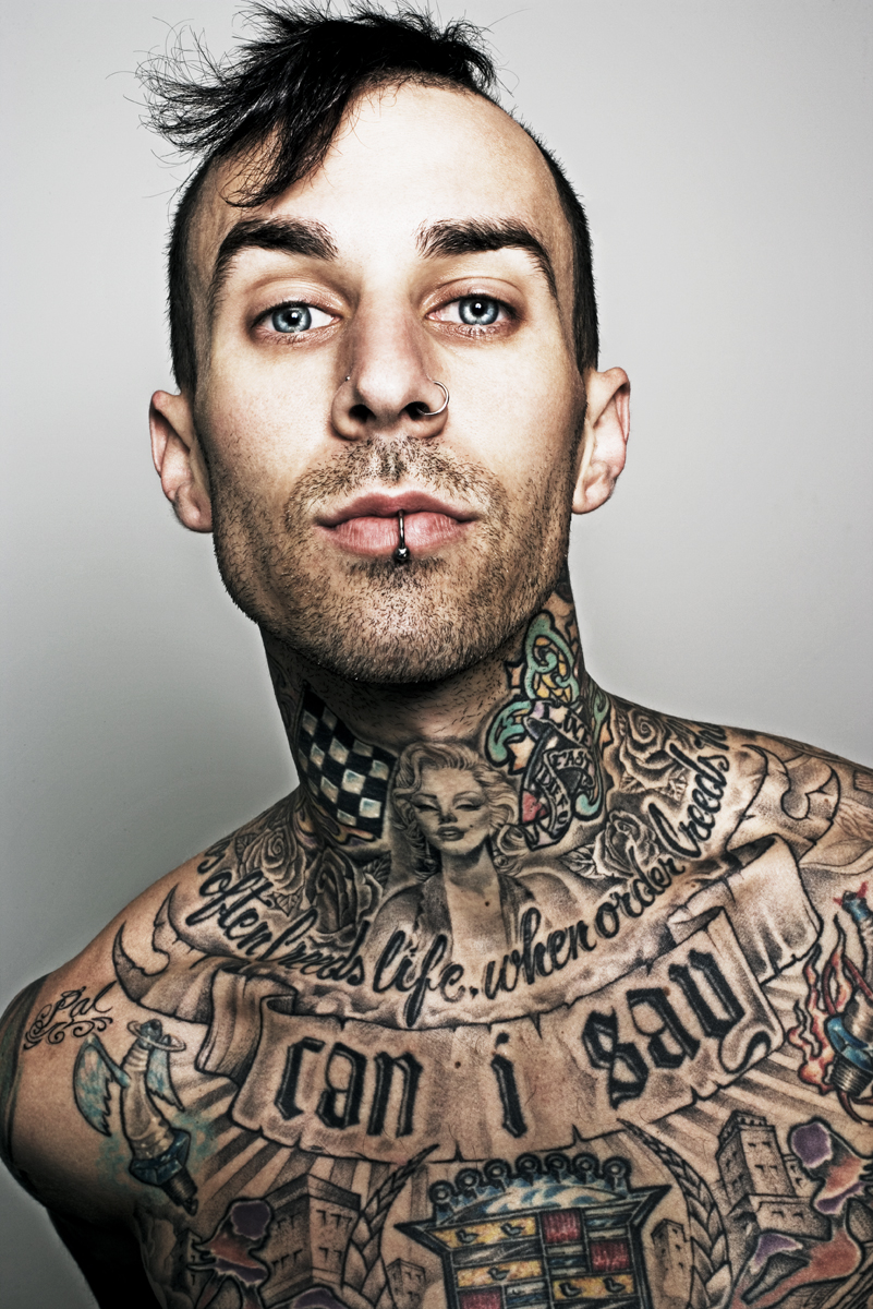 Travis Barker, The Cool Kids